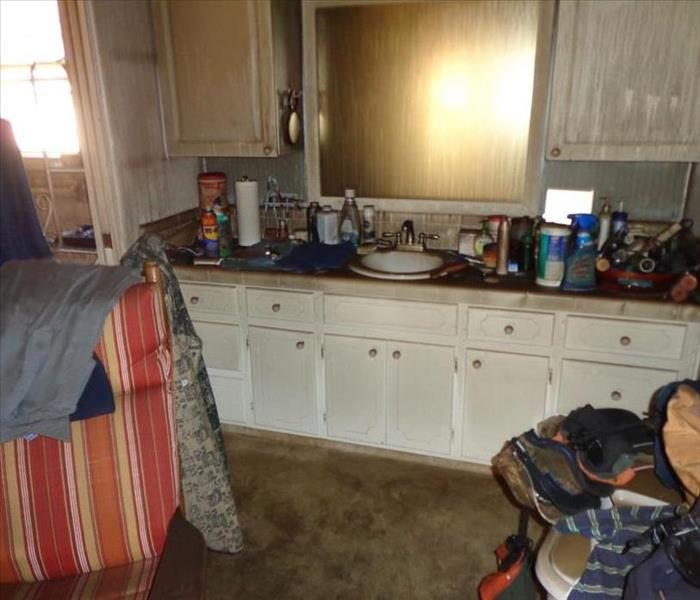 Fire Damage Abilene Smoke and Soot Cleanup